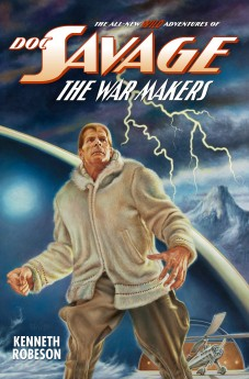 Doc Savage: The War Makers