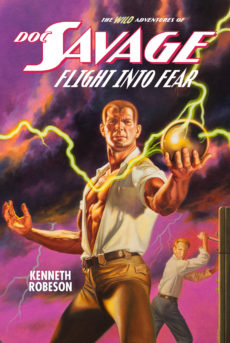 Doc Savage: Flight Into Fear (hardcover)