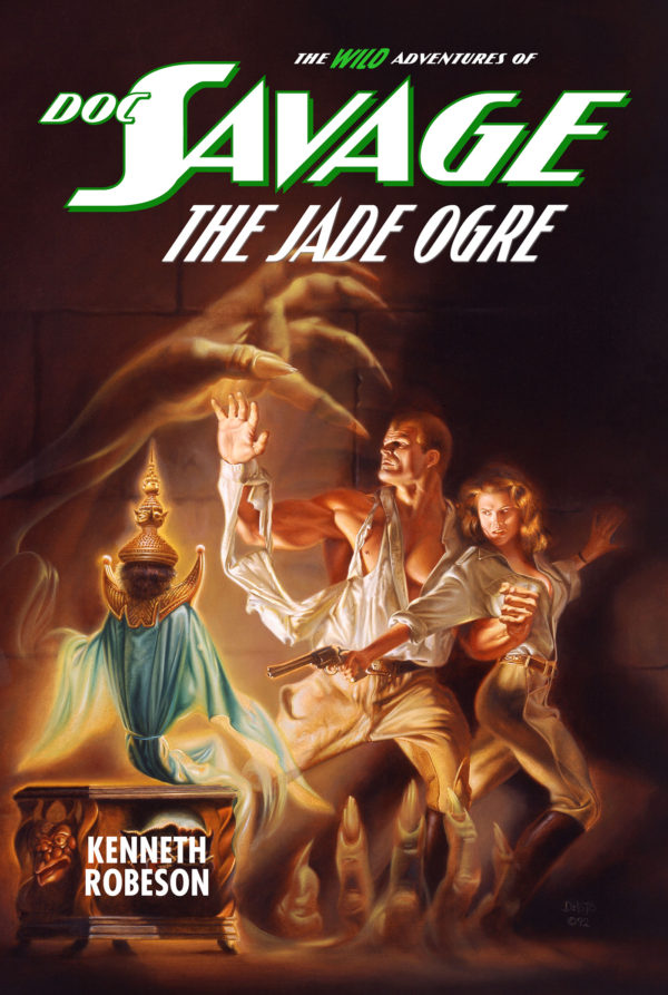 Doc Savage: The Jade Ogre (hardcover)