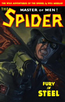The Spider: Fury in Steel